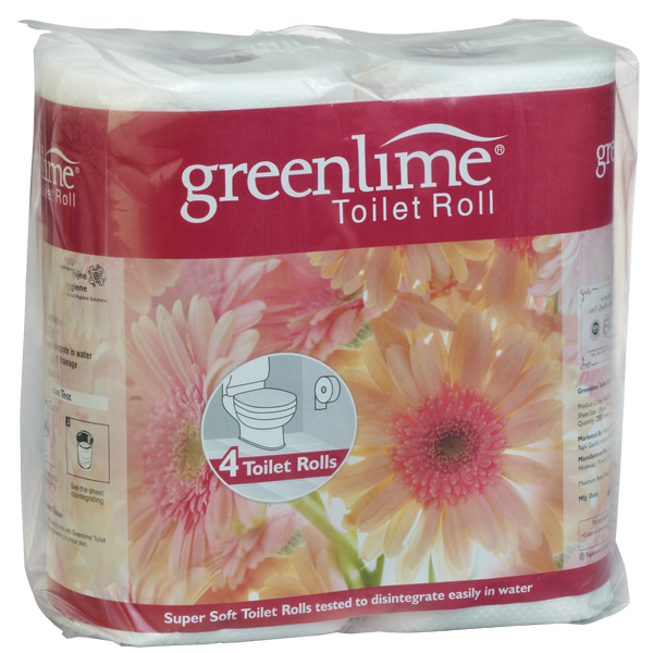 Paper Napkin And Toilet Roll Products By Greenlime India